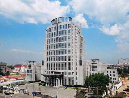 天津市第一中级人民法院综合楼施工组织设计方案