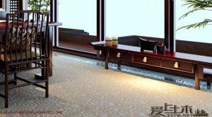 一套完整的价值RM200的北京四合院全套施工CAD图和效果图片